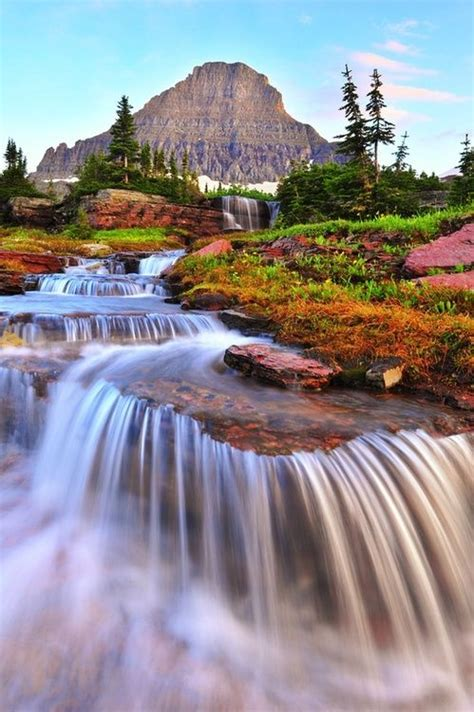 best nature places in usa glacier national park in montana