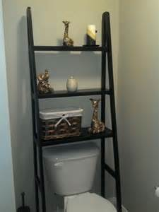 Bathroom Storage Ideas Over Toilet by Over The Toilet Storage Ideas For Extra Space Hative