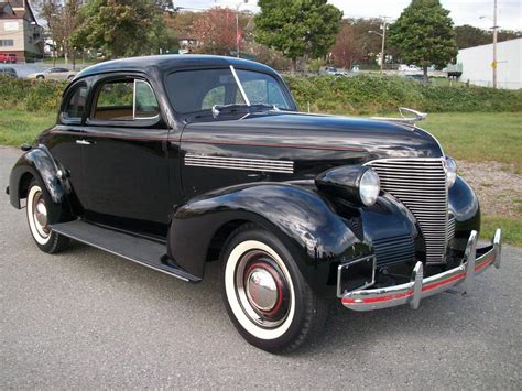 1939 Chevy Coupe   1939 chevrolet master 85 2 door coupe 96342
