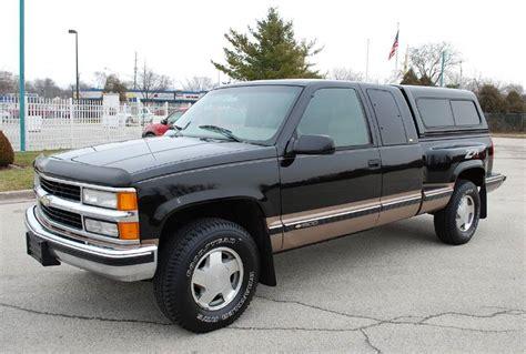 chevrolet 1500 silverado 1998 1998 chevrolet silverado 1500 z71 truck extended