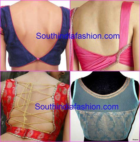 neck designs blouse back neck designs