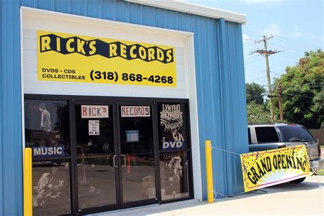 Shreveport Records Rick S Records Is Bursting At The Seams With
