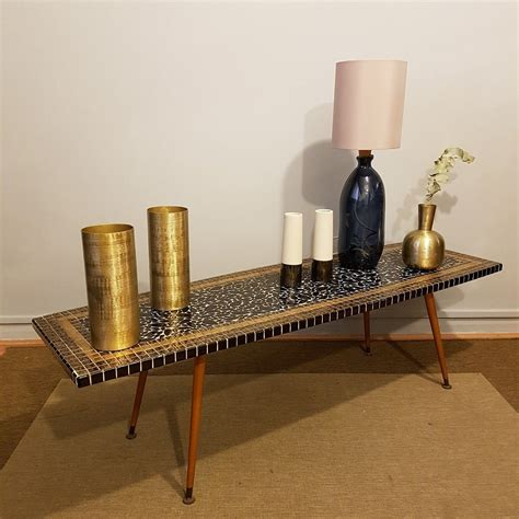 coffee table mosaic mosaic coffee table