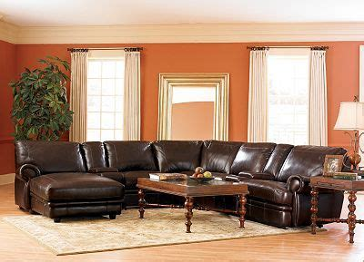 bentley leather sectional n c furniture modular motion recliners color latte or