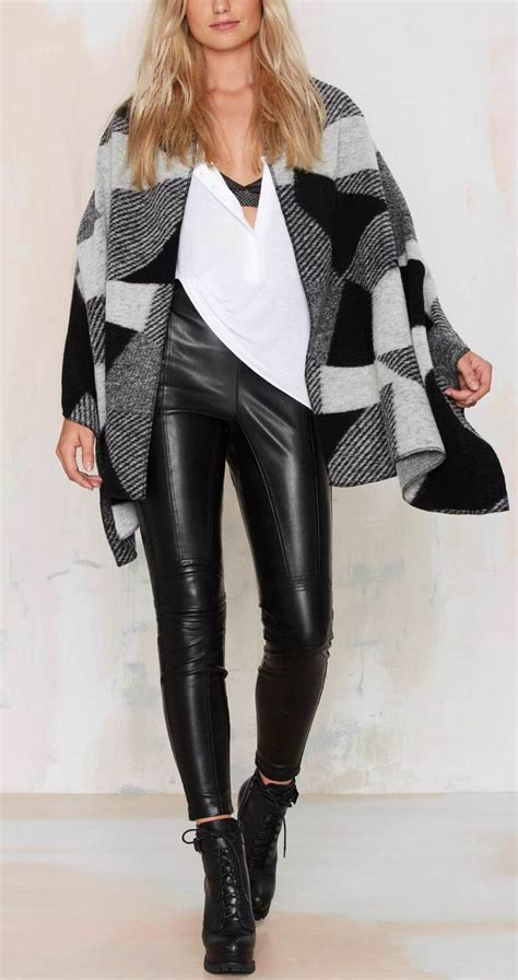 New Blouse Look Like Cape Blazer In Stlye 17 best images about with black boots on