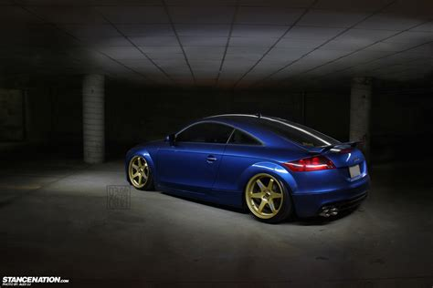 slammed audi first things firstt justin wong s audi tt