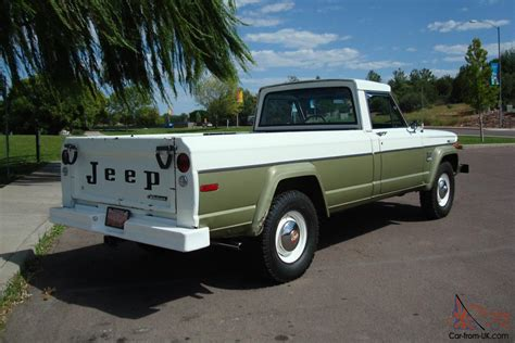 jeep amc 1971 amc jeep gladiator j4000 pickup