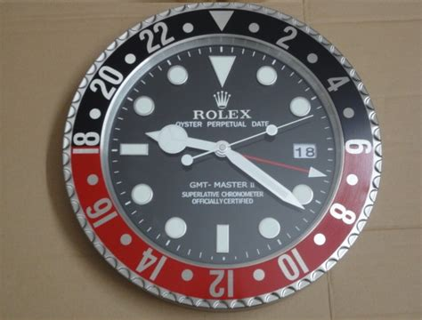 Rolex Wall Clock 2 high quality rolex wall clock replica for sale