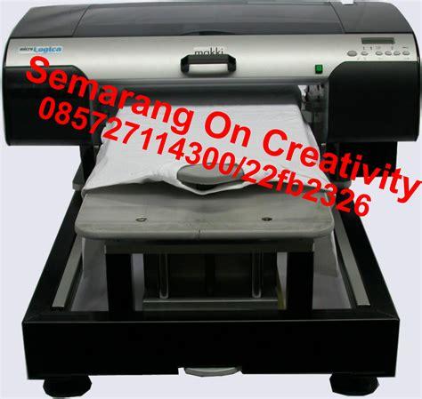 Printer Dtg Untuk Sablon Kaos printer dtg semarnag semocdistro