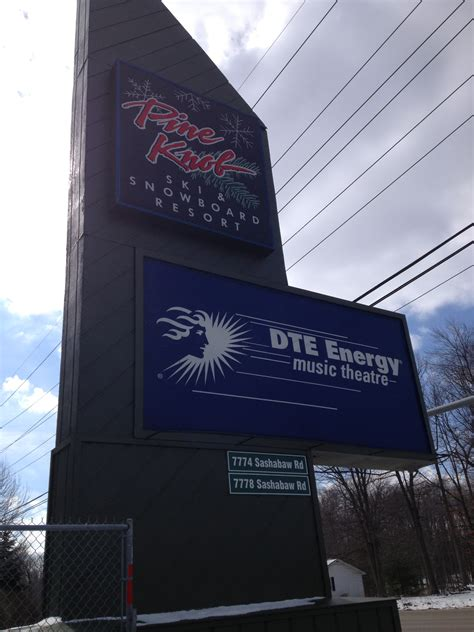 Pine Knob Michigan Concerts by Dte Energy Theatre