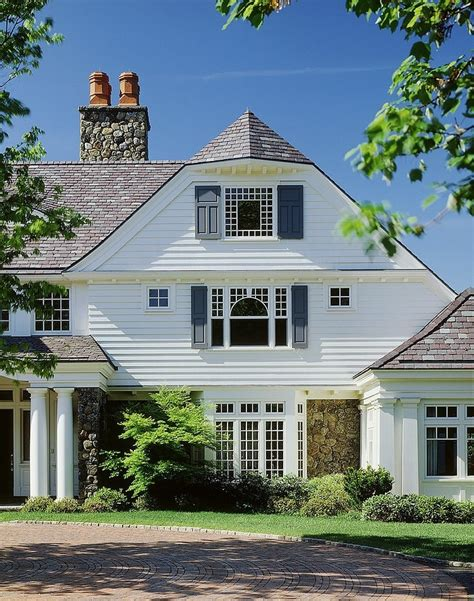 classic american house american classics grand house in massachusetts is opulent