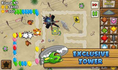 bloons tower defense 5 free apk bloons td 5 android apk bloons td 5 free for tablet and phone