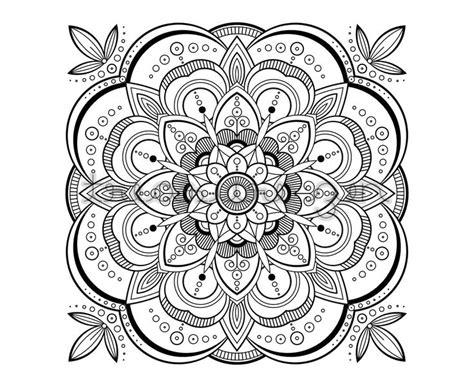 mandalas coloring book printable coloring book page pdf mandala coloring