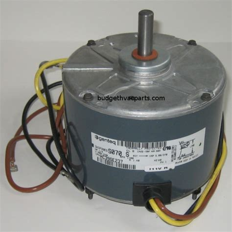 hvac condenser fan motor carrier condenser fan motor hc39ge237