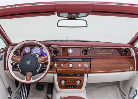 rolls royce drophead interior these 7 unique rolls royce wisdom editions are just for