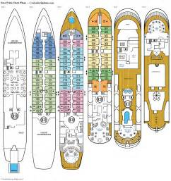 deck plans pride deck plans diagrams pictures