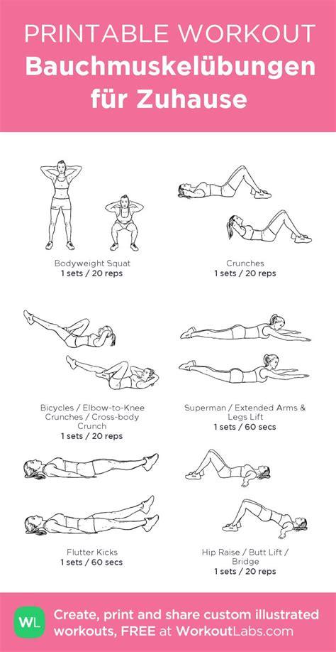 sport für übergewichtige zuhause bauchmuskel 252 bungen f 252 r zuhause gesundheit