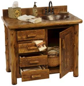 Rustic bathroom vanities with tops luxury rustic design