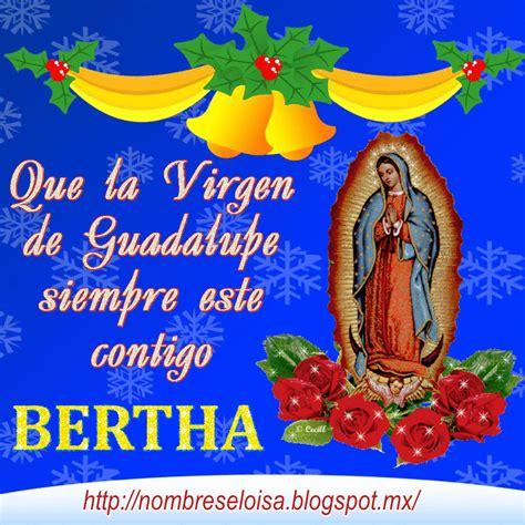 imagen de la virgen de guadalupe que significa nombreseloisa com qe la virgen de guadalupe siempre este