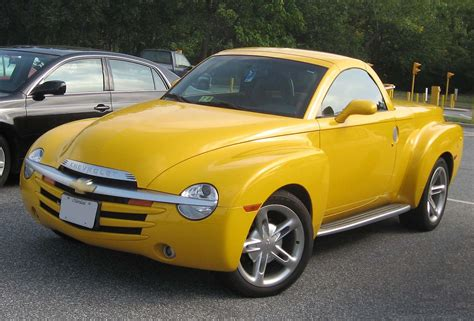 chevy truck car chevrolet ssr