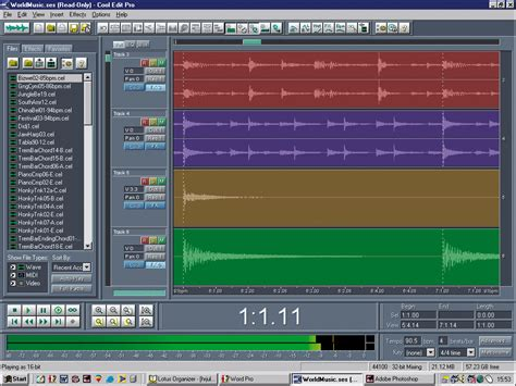 membuat iklan radio dengan cool edit gaptek nyoba nge blog download cool edit pro 2 1 full free