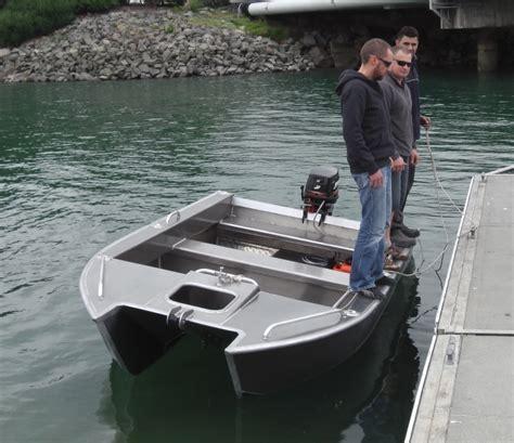 kingfisher alloy boats kingfisher 410 minicat alloy cats
