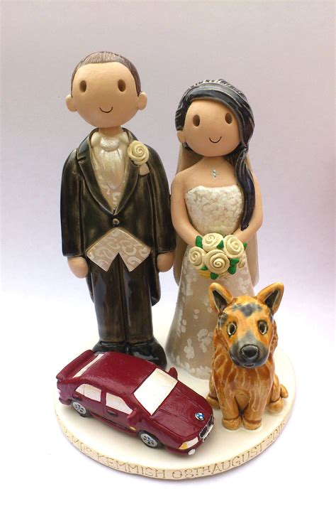 Handmade Cake Toppers Uk - wedding cake toppers gallery made personalised cake