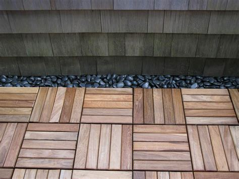 Deck Tiles by Ipe Deck Tile Indoor Outdoor Tiles