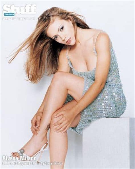 sexy celeb magazine alyssa milano sexy celebrity legs zeman celebrity legs