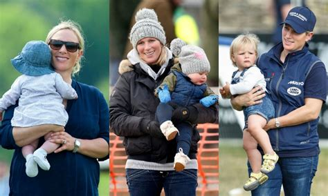 Zahra Skincare Day zara phillips and tindall s sweetest