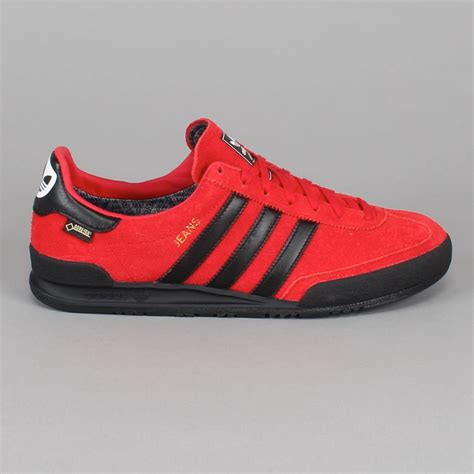 adidas jeans adidas jeans gtx red black new adidas shoes in le fix