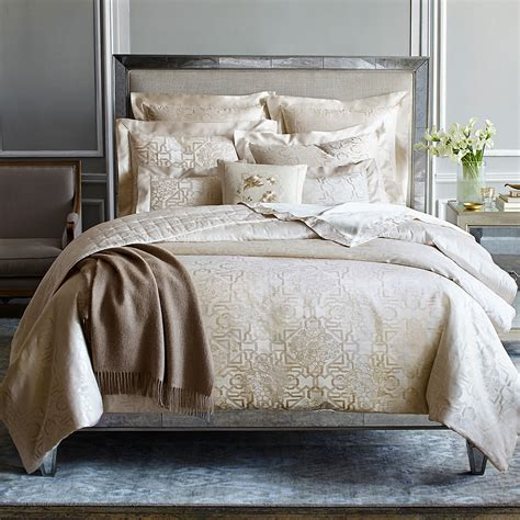 yves delorme bedding yves delorme enlacer collection bloomingdale s