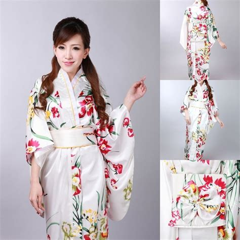 Supplier Baju Basic Kimono Dress 1 vintage japanese kimono yukata haori costume retro dress obi gown ebay