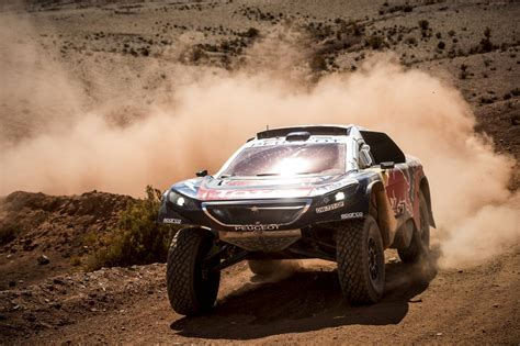 peugeot dakar dakar rally 2016 stage 7 highlights uyuni to salta