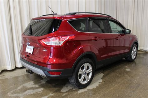 2014 Ford Escape Se by Used 2014 Ford Escape Se 2 0l 4 Cyl Ecoboost Automatic 4wd