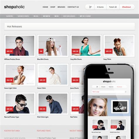 30 best ecommerce wordpress themes powered by woocommerce