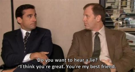 the office quotes michael to toby www imgkid