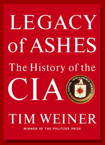 Legacy Of Ashes history national book award to weiner legacy