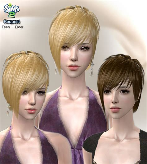 sims 2 hairstyle download are you sniffing my hair น ยาย gt gt download objects the sims 2 gt ตอนท 15 sims 2