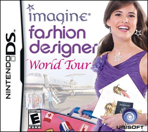 fashion design world hack imagine fashion designer world tour nintendo ds ign