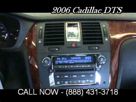 how to download repair manuals 2006 cadillac dts lane departure warning 2006 cadillac dts problems online manuals and repair information