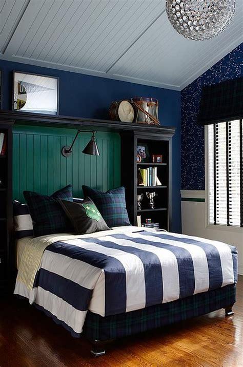 sarah richardson sarah  boys bedroom green blue