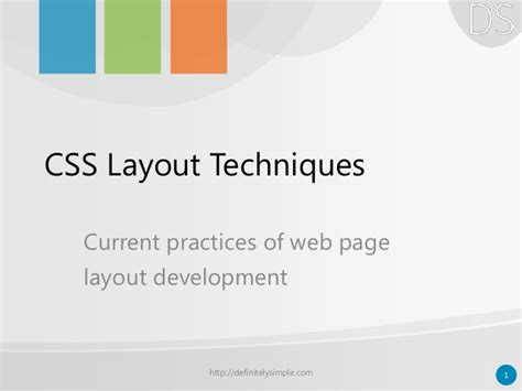 css layout techniques kickass css layout techniques