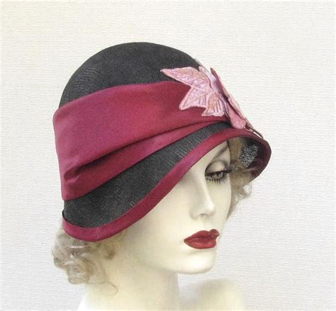 items similar to womens millinery hats 1920 s flapper hat