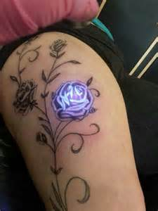 glow in the dark tattoo tattoo art pinterest to be
