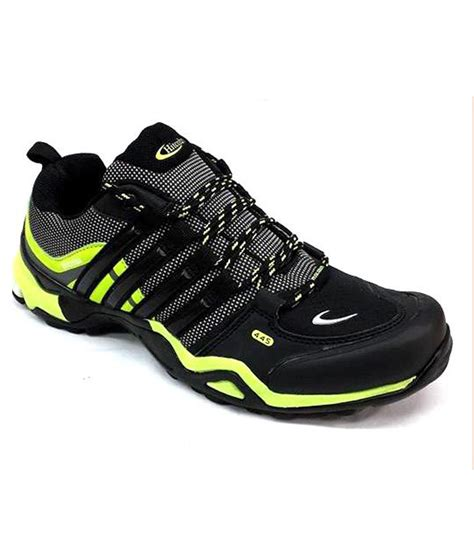sport shoes black hitcolus black sport shoes price in india buy hitcolus
