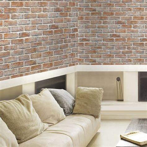 self adhesive wall paper adhesive wallpaper self adhesive stickers vintage brick