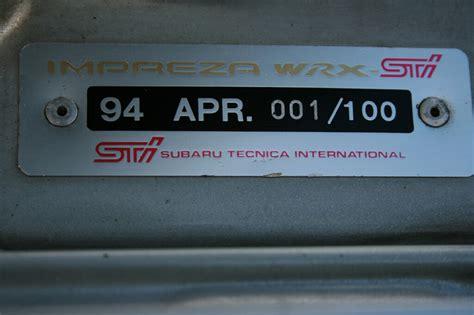 1994 subaru wrx sti jdm subaru wrx sti wagon for sale rightdrive