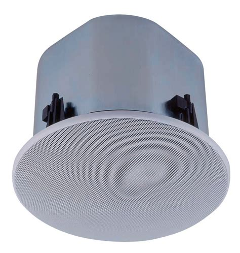 Ceiling Speaker Toa Zs 2852 toa f2852c coaxial ceiling speaker 6 5 inch back can 60w