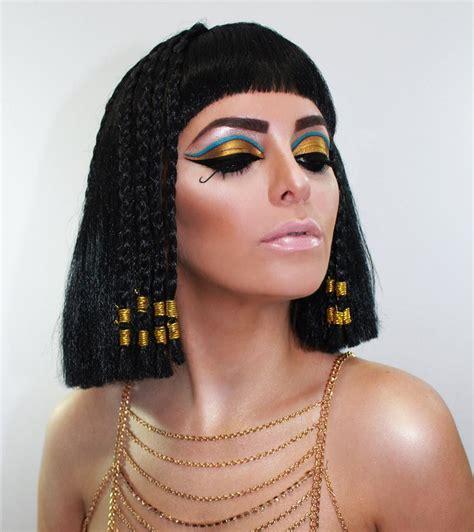imagenes egipcias de cleopatra maquillaje de cleopatra para carnaval 2016 maquillaje